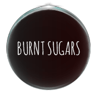 Burnt sugars : Aromatic Caramels